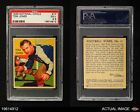 1935 National Chicle #17 Tom Jones  PSA 5.5 - EX+