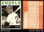 1964 Topps #48 Bob Perry Angels GOOD