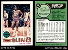 1977 Topps #72 Curtis Perry Suns EX/MT