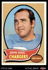 1970 Topps #73 John Hadl Chargers VG/EX $0.99 USD