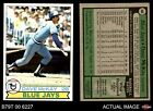 1979 Topps #608 Dave McKay Blue Jays NM MT