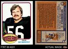 1976 Topps #301 Ray Mansfield Steelers EX/MT