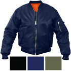 Kids Military Air Force Style MA-1 Flight Jacket