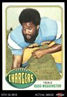 1976 Topps #38 Russ Washington Chargers GOOD $1.05 USD on eBay