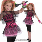 CK654 80s Pop Star Rock Star Diva Valley Girl Cyndi Lauper Fancy Dress Costume
