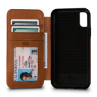 Sena Bence Wallet Book Leather Case for iPhone X