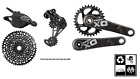 SRAM GX Eagle 12-speed drivetrain kit 5-peice w/ X01 carbon crank 175mm GXP