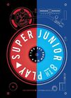 [Black Suit+One More Chance Ver. SET] SUPER JUNIOR - PLAY (8th Album) [CD...]