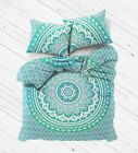 Mandala Indian Duvet Cover Bohemian Queen Quilt Cover Hippie Bedding Bedspread
