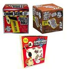 Super Hero Crime Scene Crap Jokes Christmas Joke Novelty Toilet Paper Roll Gift