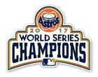 Houston Astros World Series 2017 Champions Decal / Sticker Die cut on Ebay