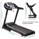 treadmill electric - ANCHEER 2.25hp Electric Folding Treadmill Commercial Health Fitness Training 02