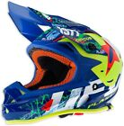 New UFO ONYX CIRCUS Motocross Enduro Helmet GOLD ACU Road Legal YZ YZF RMZ RM TE