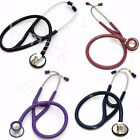 Professional Cardiology Stethoscope Tunable Diaphragm 1A Pick Up Your Color