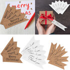 Внешний вид - 100pcs Kraft Paper Tag Wedding Birthday Party Favor Gift Label Tags with String