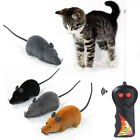 Remote Control Brown Rat Mouse Toy For Cat Kitten Dog Pet Novelty Gift Portable
