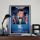 James Bond 007 Never Say Never Again Movie Film Poster Print Picture A3 A4 £3.92 GBP on eBay