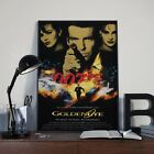 James Bond 007 Goldeneye Cinema Movie Film Poster Print Picture A3 A4 £7.9 GBP on eBay