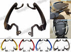 Pillion Rear Passenger Seat Grab Bar Hand Rail Fit 2014-2017 YAMAHA MT-07 FZ-07