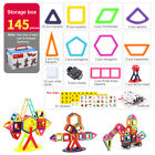 Mini 3D Magnetic DIY Building Blocks Construction Educational Kids Toy Set Gift