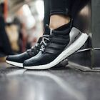 adidas Womens Ultra Boost Neutral Running Shoes Core Black/Core Black/Grey