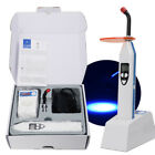 2 in 1 Dental Wireless Cordless LED Cure Curing Light Lamp 2000MW 10w 100-240V