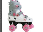 California Pro Quad 007 Skate Pink White Grey