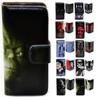 For Samsung Galaxy S9+ S9 S8 S8+ Star Wars Print Flip Wallet Phone Case Cover $14.98 AUD