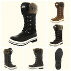 Womens Winter Boots Waterproof Warm Insulated For Snow Ski 5 - 11 Size 4 Colors