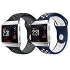 8+ Colors Large/Small Replacement Silicone Band Strap Bracelet For Fitbit Ionic