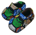 hulk shoes - New The Avengers Hulk Baby Crib Shoes Booties Slippers 0- 24 M Gift 2-13c  blue