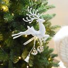 Home Hanging Deer Xmas Baubles Christmas Tree Ornament Party Decoration