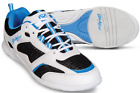 Women's KR Strikeforce Spirit LITE Bowling Shoes White/Blue/Black Size 6 1/2 -11