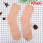 Men Women Extremely Cozy Cashmere Socks Winter Warm Sleep Bed Floor Home Fluffy~