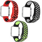 Unique Sport Band Silicone Replacement StrapFor Apple Watch 1 2 3 Series 38/42mm