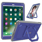 For New iPad 9.7 inch 5th Generation 2017 Tablet Rotating Case Cover Grip Stand