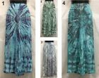 Ladies Pants Tie Dye Gypsy Aladdin yoga loose fit hippy Genie Harem Size 8 10 12