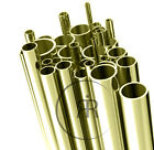 Brass Tube  4.5mm 6mm 8mm 10mm & 12.7mm Brass Tube brass Pipe Various Lengths