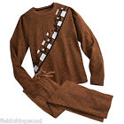NWT DISNEY STORE Star Wars Chewbacca Boys Pajama PAL Set $21.91 USD