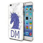 Personalised Blue UNICORN Head Phone Case Cover for Various Mobile Phones