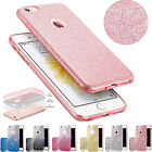 For iPhone 6s 7 Plus Glitter Case Slim Sparkly Bling Crystal Shockproof Cover