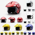 Safety Half Face Helmet for Children Kids Motorcycle Motorbike Cycling Skating