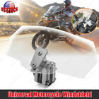 US Adjustable Clip On Windshield Extension Spoiler For BMW R1200GS R1200RT F800G