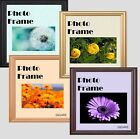 Square Picture Photo Frame Poster Size Frame Wall Table Black Gold Lw Frame