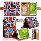 Leather Wallet Stand Magnetic Flip Case Cover For Huawei Y3 Y5 Y6 Y7 SmartPhones