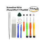 Cell Phone Screen Opening Tools Kit Screwdriver Silicone pad For iPhone 8 7 6s 6