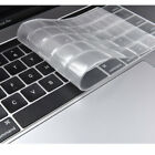 "Clear Crystal Hard Case/Keyboard Cover Macbook Pro Air 11 13 15 16"" 2009-2020"