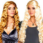Game Of Thrones Wigs Fancy Dress Medieval TV Character Ladies Adult Costume Wigs