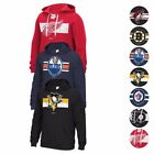 "NHL Reebok Various ""Honor Code"" Team Logo Pullover Hoodie Fleece Men's $22.74 USD on eBay"