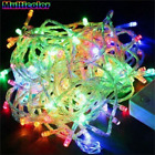 30M/300 LED Mutil Color String Fairy Lights Christmas Lights Top Xmas Decor Tree